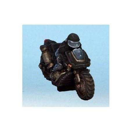 Gaslands - Metal motorbikes (3 bikes)