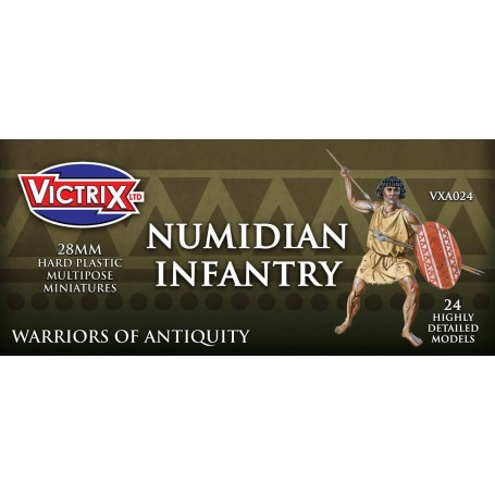 Victrix Ancient Numidian Infantry