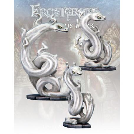 Frostgrave - Serpents vaporeux