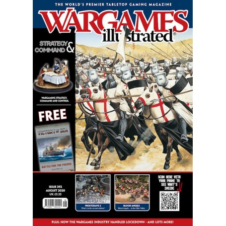 Wargames Illustrated August 2020 Edition