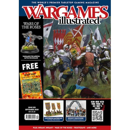 Wargames Illustrated September 2020 Edition