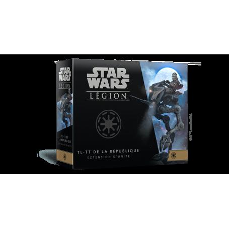 SW Legion: TL-TT de la République Extension d'Unité