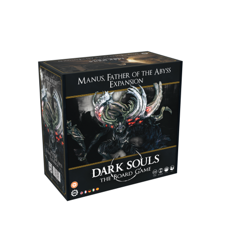 Dark Souls™: The Board Game - Manus, Father Of The Abyss