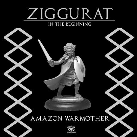 Amazon Warmother