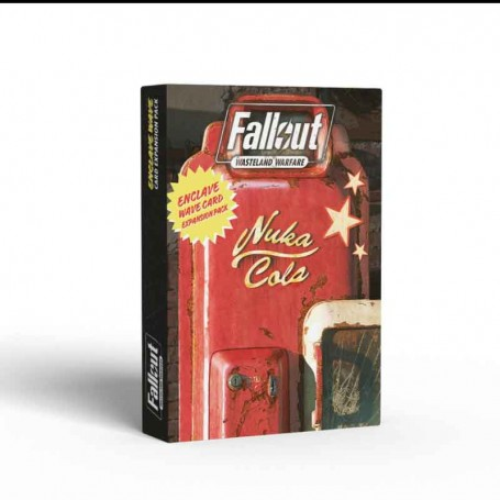 Fallout: Wasteland Warfare - Enclave Card Expansion Pack