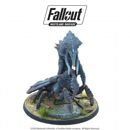 Fallout: Wasteland Warfare - Fog Crawler