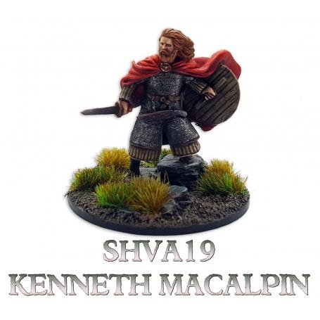 SAGA -  Kenneth MacAlpin, King of Alba