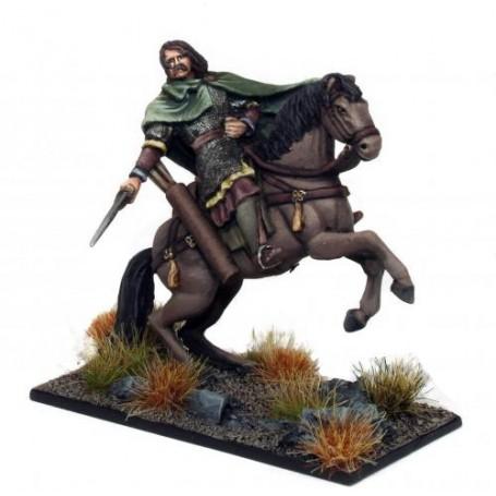 SAGA - Owen, Roi du Starthclyde (a pied et monté)