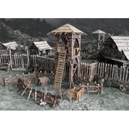 Lookout Tower (Inclue dans le Northern Settlement)