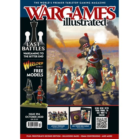 Wargames Illustrated Oct 2020 Edition