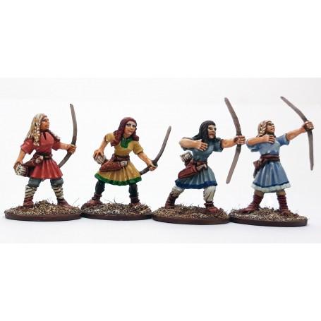 Shieldmaiden Archers (Levy) (12)