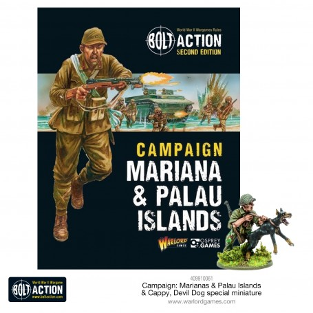 Bolt Action Campaign: Marianas & Palau Islands