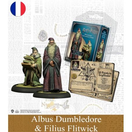 Harry Potter - Dumbledore & Flitwick (VF)