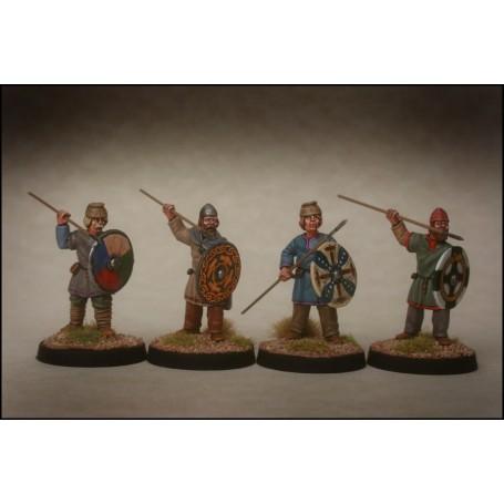 Late Saxon Fyrd Warriors 4