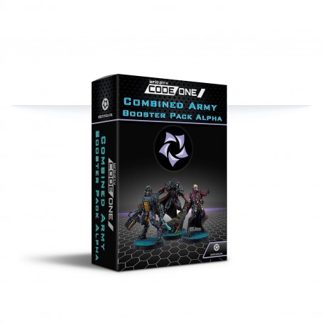 INfinity - Combined Army Booster Pack Alpha