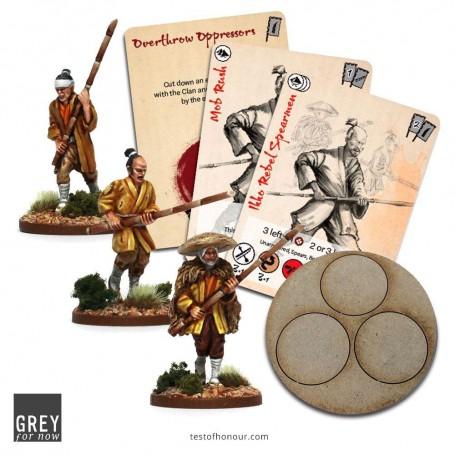 Warring Clans - Ikko Rebel Spearmen