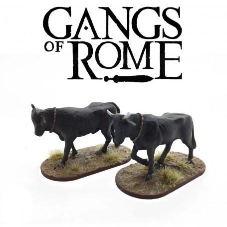 Gangs of Rome - Oxen
