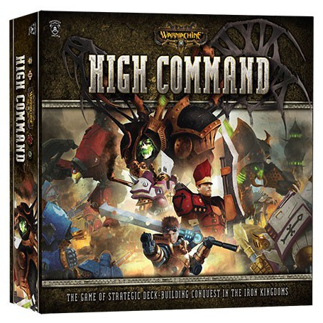 High Command, Warmachine