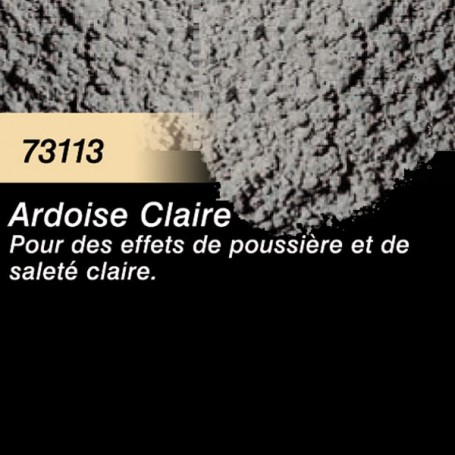Pigment Ardoise Clair