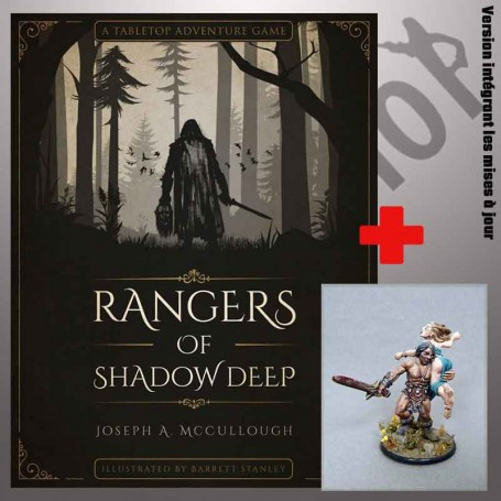 Rangers of shadow Deep - Livre de règles MàJ VF