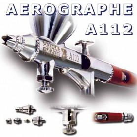 Aérographe Haute Définition A112 Prince August