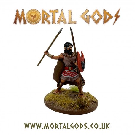 Mortal Gods - Dromichaites, Hero of Thrake