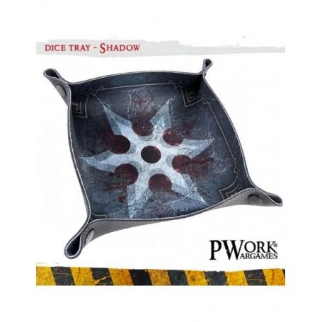 PWork Wargames - Piste à dés - Shadow