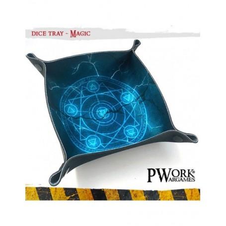PWork Wargames - Piste à dés - Magic