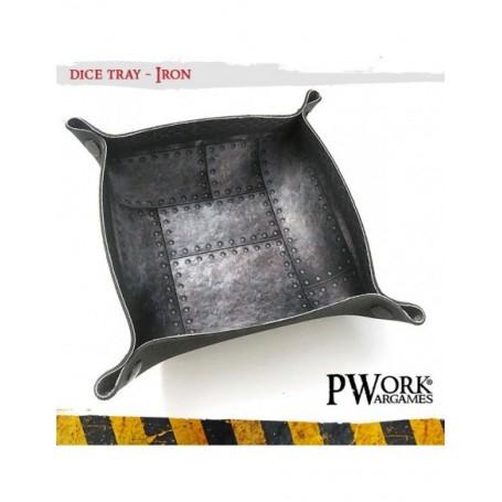 PWork Wargames - Piste à dés - Iron