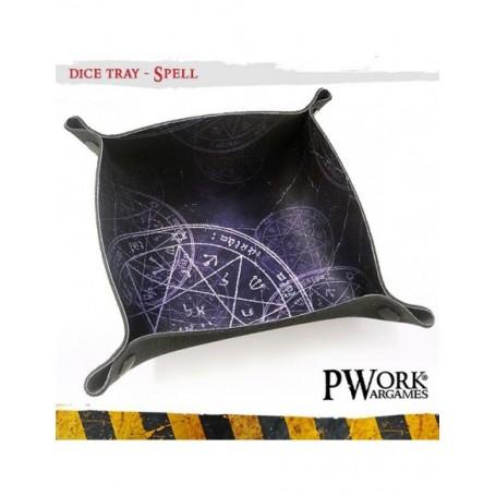 PWork Wargames - Piste à dés - Spell