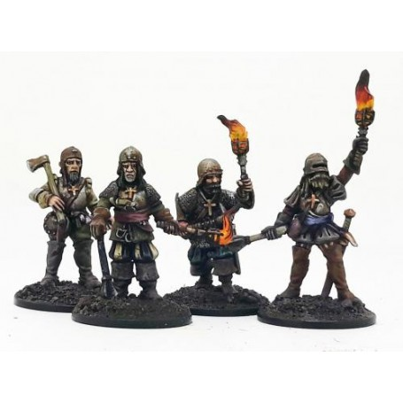 Order Militant Hexenjager (Pack Two)