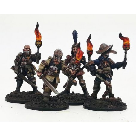 Order Militant Hexenjager (Pack One)