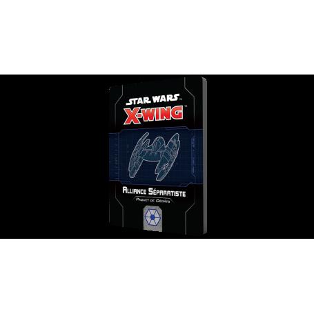 Star Wars X-Wing 2.0: Paquet de Dégâts Alliance Séparatiste