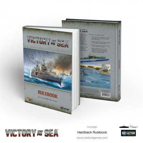Victory at Sea - Hardback book