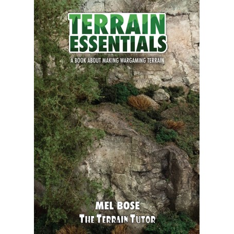 Terrain Essentials - A book about making wargaming terrain