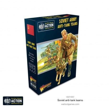 Bolt Action Soviet Anti-tank Teams