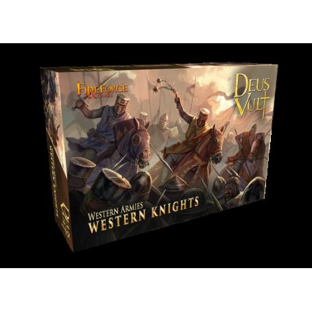 Deus Vult - Western Knights