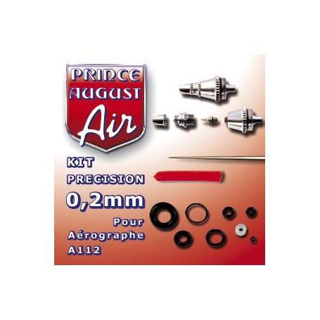 Kit de precision 0,2mm pour A112 Prince August