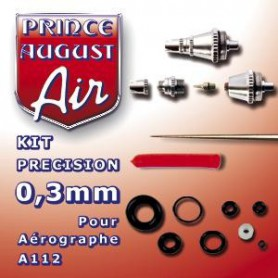 Kit De Precision 0,3Mm Pour A112 Prince August