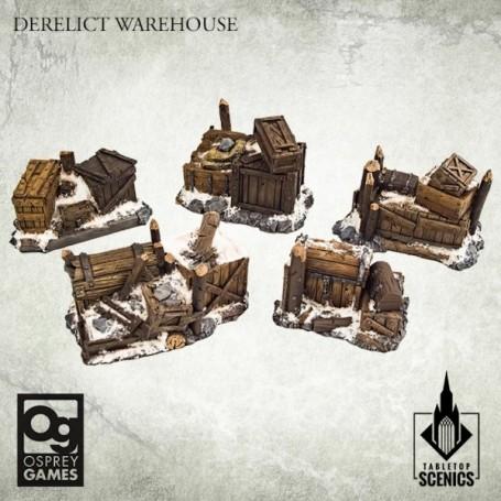 Frostgrave 2e Ed - Derelict Warehouse