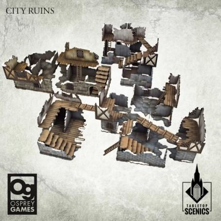 Frostgrave 2e Ed - City Ruins