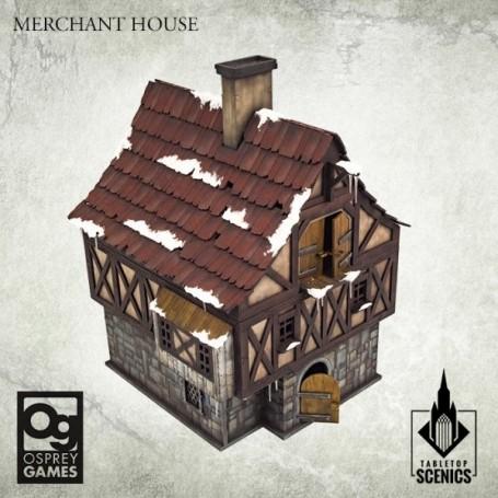 Frostgrave 2e Ed - Merchant House