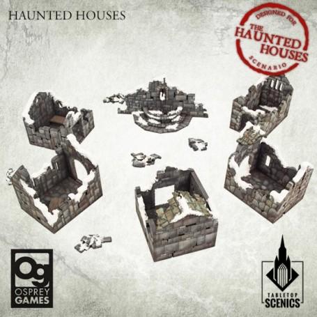 Frostgrave 2e Ed - Haunted Houses