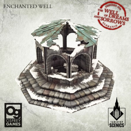Frostgrave 2e Ed - Enchanted Well