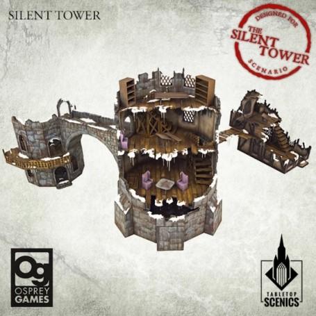 Frostgrave 2e Ed - Silent Tower