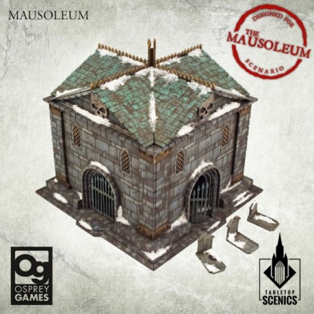 Frostgrave 2e Ed - Mausoleum