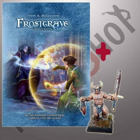 Frostgrave second Edition: Jeu de figurines dans la cité des glaces