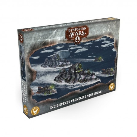 Dystopian Wars -Enlightened Frontline Squadrons VF