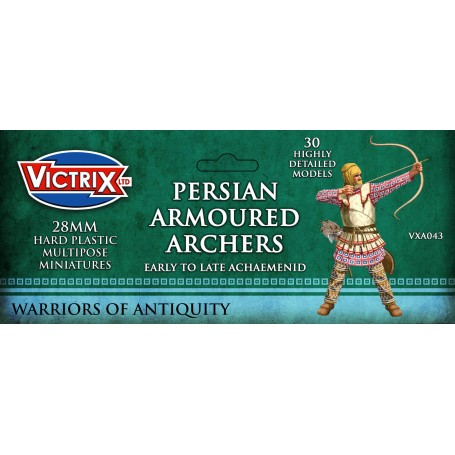 Victrix Persian Armoured Archers