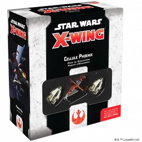 Star Wars X-Wing 2.0: Cellule Phoenix